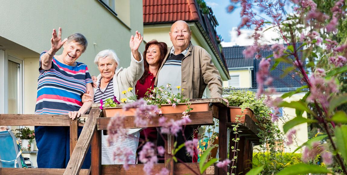 Mitte Immengarten Standort CARA Zuhause Pflege Betreuung Angebot