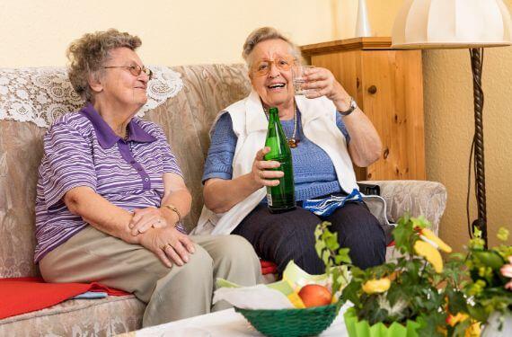 CARA Hildesheim Seniorentreff Seniorenresidenz Altenheim gemeinsam Programm