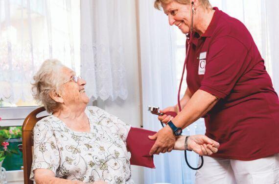 CARA Pflege ambulante Pflege Zuhause Betreuungsangebot Hildesheim